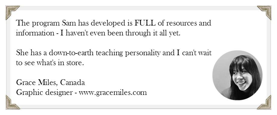 Grace Miles Testimonial