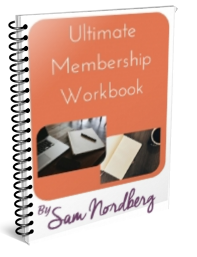 Ultimate Membership Workbook