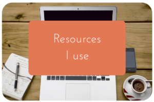 Resources I use