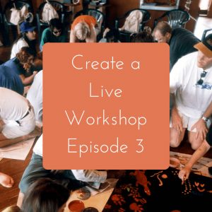 Creating a Live Workshop: Episode 3