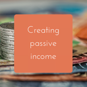The only type of passive income…